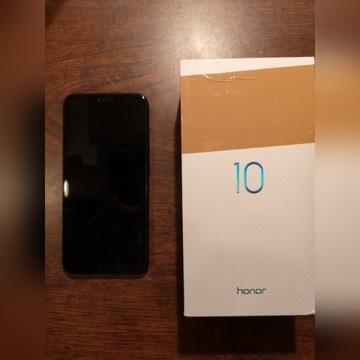 Honor 10 Czarny Gwaracja