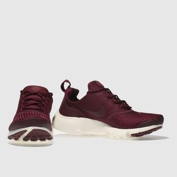 Nowe buty Nike Presto Fly rozmiar 28, kol. burgund