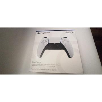 NOWY Kontroler PS5 Pad PS5 DualSense Biały