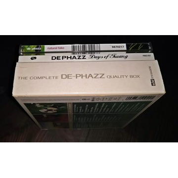 De Phazz Quality box Days of Twang natural fake
