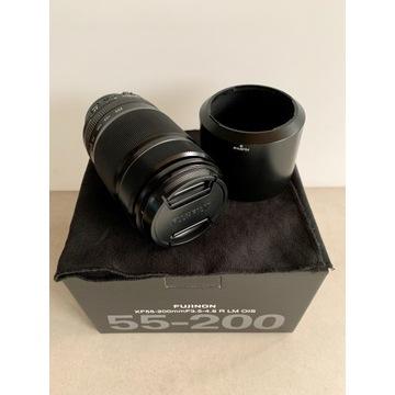 * Obiektyw Fujifilm Fujinon XF 55-200 * Jak nowy *