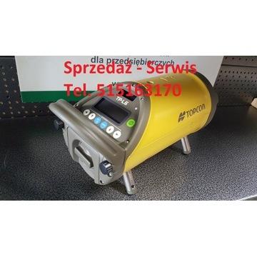Niwelator rurowy Topcon TP-L6A czerwony laser