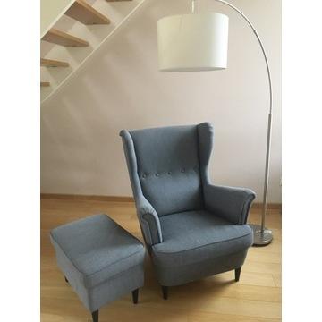 Fotel uszak ponóżek Ikea