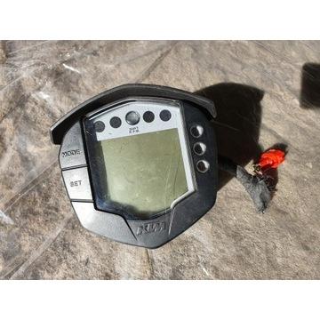 KTM RC 125 390 zegary zegar instrumenty licznik