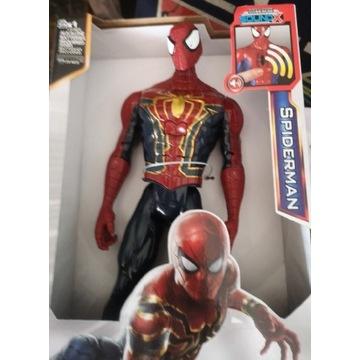 Spider-Man figurka 30cm z dzwiekiem