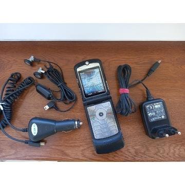 Motorola V3 zestaw bez blokady