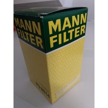 Filtr paliwa MANN FILTER PU8014  VW SEAT SKODA