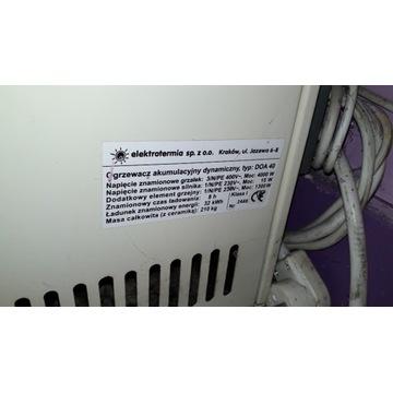 Ogrzewacz akumulacyjny 4kW,dynamiczny DOA-40, 2szt