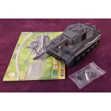 COBI 2538 Niemiecki Czołg PzKpfw VI Tiger Ausf. E