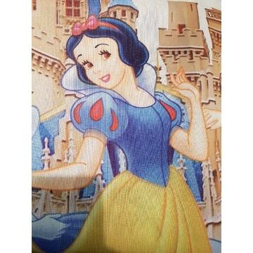 Zasłony dziecięce księżniczki Disneya