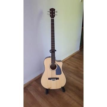 Gitara basowa FENDER elektro-akustyczna