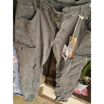 Spodnie bojówki M