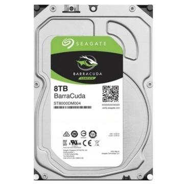 Seagate ST8000DM004 8TB DYSK HDD 3,5 chia