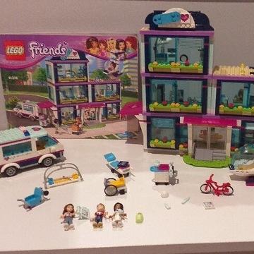 Lego friends szpital 41318