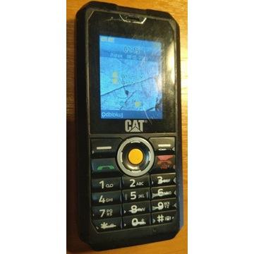 Telefon Caterpillar CAT B30  - niezniszczalny