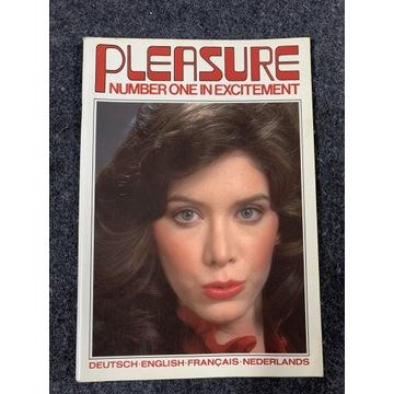 Pleasure nr.73 1986r.. Vintage jak Color Climax