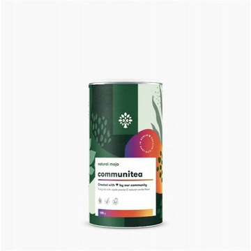 NATURAL MOJO herbata COMMUNITEA