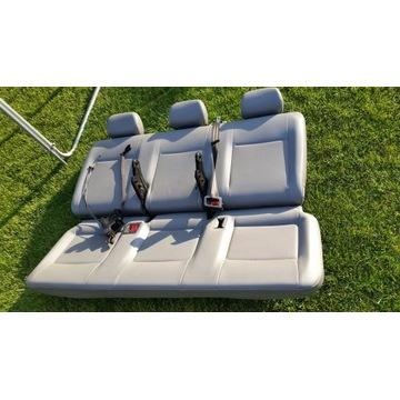 Fotele Kanapa 3 osoby 2 lub 3 rząd vw t5 caravelle
