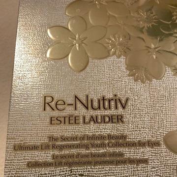 ZESTAW Estee Lauder Re-Nutriv Ultimate Lift