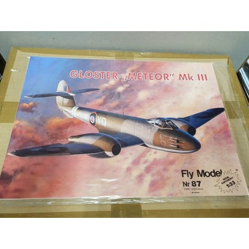FLY MODEL- Meteor