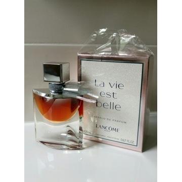 LANCOME LA VIE EST BELLE 6 perfum w cenie 2