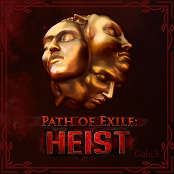 Path of Exile 1x Exalted Orb PoE 5 min Heist SC PC