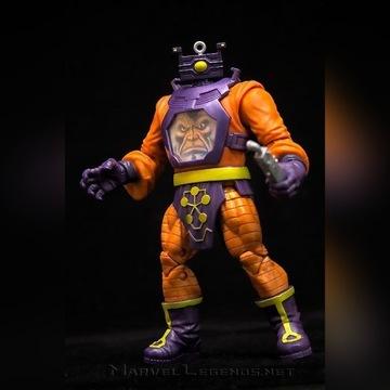 Marvel Legends Arnim Zola baf figurka część głowa