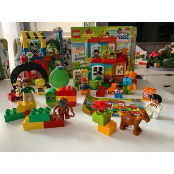 Klocki LEGO DUPLO MEGA BLOKS Disney Mickey Mouse