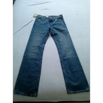 Spodnie męskie Levi's 506 W28 L32
