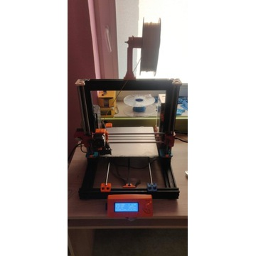 Prusa i3 mk3s Reprap Bear upgrade