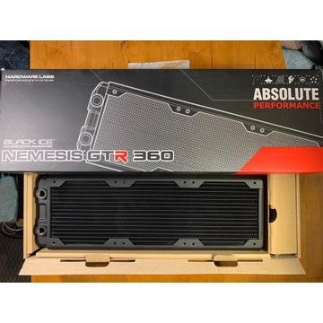 Chłodnica Black Ice Nemesis GTR 360