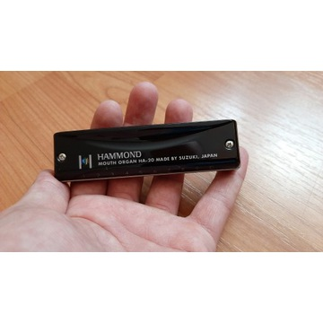 Harmonijka Suzuki Hammond HA-20 C
