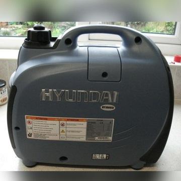Agregat inwerterowy generator Hyundai 1000 NOWA