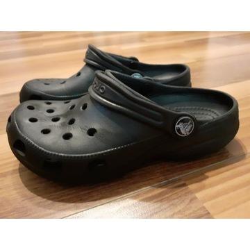 Buty chłopięce  klapki sandałki crocs