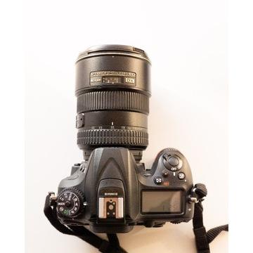 Obiektyw Premium Nikkor 17-55 2.8 G ED DX - W-wa