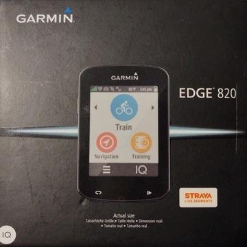Garmin Edge 820 licznik i nawigacja rowerowa