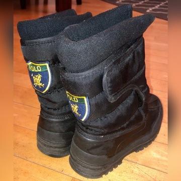 Buty śniegowce POLO 31