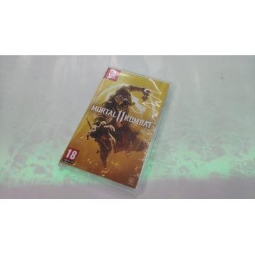 Mortal Kombat 11 gra na konsolę Nintendo Switch