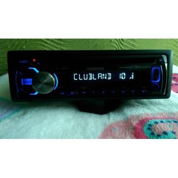Radio samochodowe USB Kenwood KDC-4057U