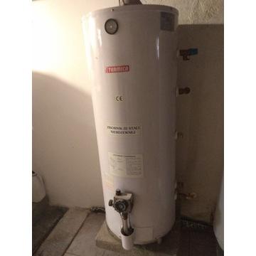 Termika - gazowy podgrzewacz wody z wężownicą 120l