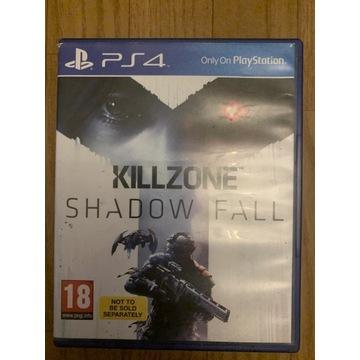 Killzone Shadow Fall PS4 stan BDB polecam !
