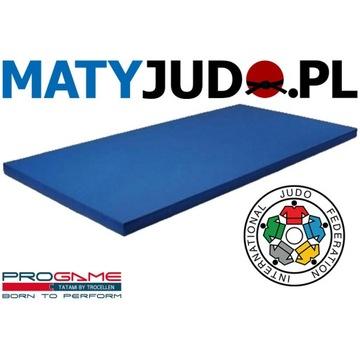 MATY TATAMI TROCELLEN PROGAME 1x2m 4cm JUDO IJF