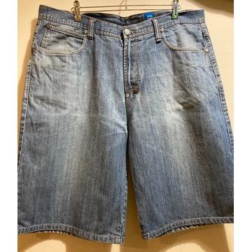 Spodnie krótkie MassDenim baggy XXXL 3XL 40