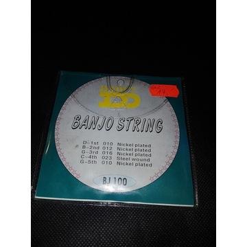 Struny DADI do banjo 5-strunowego