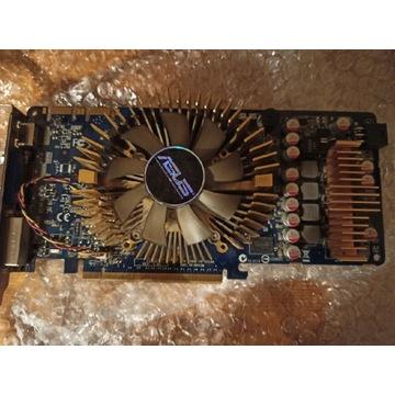 GeForce GTS250 1gb - 256 bit.