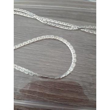 Łańcuszek srebrny pr 925