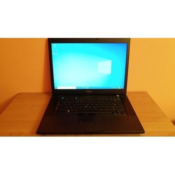 Laptop Dell E6500 4GB RAM 128GB SSD Nowa bateria