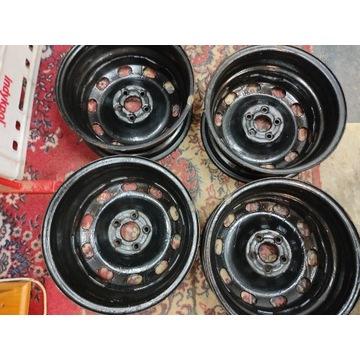 Felgi Stalowe 15 5x100 VW