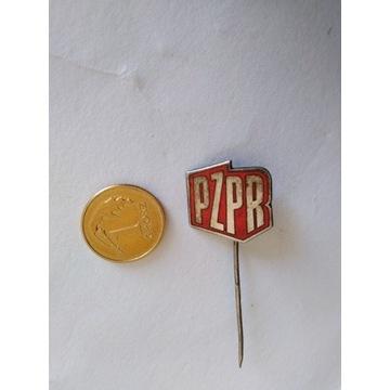 Odznaka PZPR