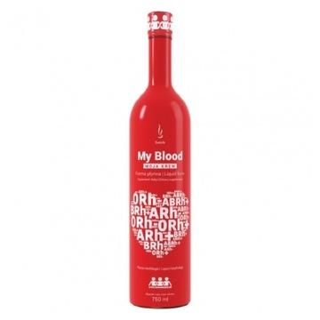 Duolife My Blood Moja Krew 750ml Witaminy minerały